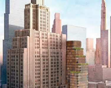 New York YIMBY: residential skyscrapers multiply in busy Big Apple.