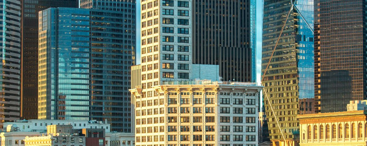 Smith Tower in Seattle was the tallest building west of the Mississippi River when it opened in 1914; today, it is dwarfed by some of its neighbors, but a recent renovation has given new life to the beloved landmark.