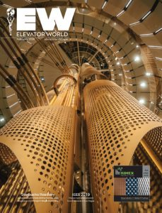 Elevator World | February 2020 Issue Cover