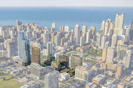 JDL Reveals Updated Plans for Chicago's North Union