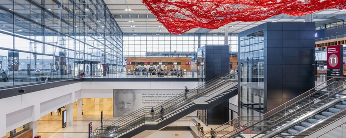 TKE VT Maintenance Contract at New Airport in Berlin