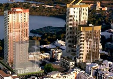 Planned-and-nearly-complete-work-on-several-high-rises-in-and-around-the-harbor-city